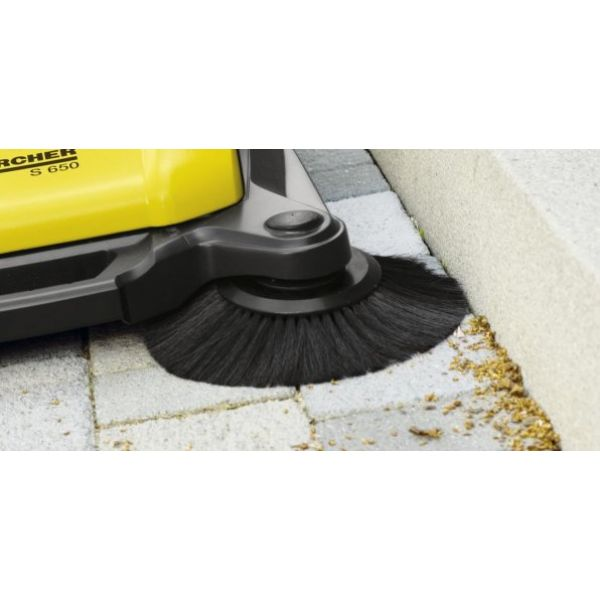 Balayeuse m canique karcher s 650 for Balayeuse de piscine