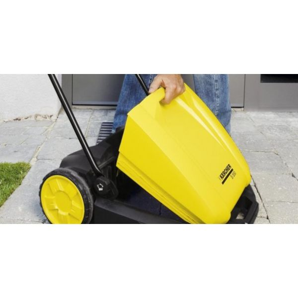 Balayeuse m canique karcher s 550 for Balayeuse de piscine