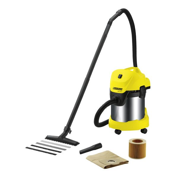 aspirateur karcher eau et poussiere a 2054. Black Bedroom Furniture Sets. Home Design Ideas