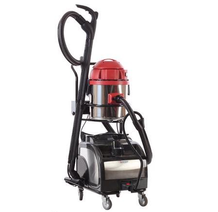 menikini easy steam vacuum nettoyeur vapeur professionnel compact avec aspiration. Black Bedroom Furniture Sets. Home Design Ideas