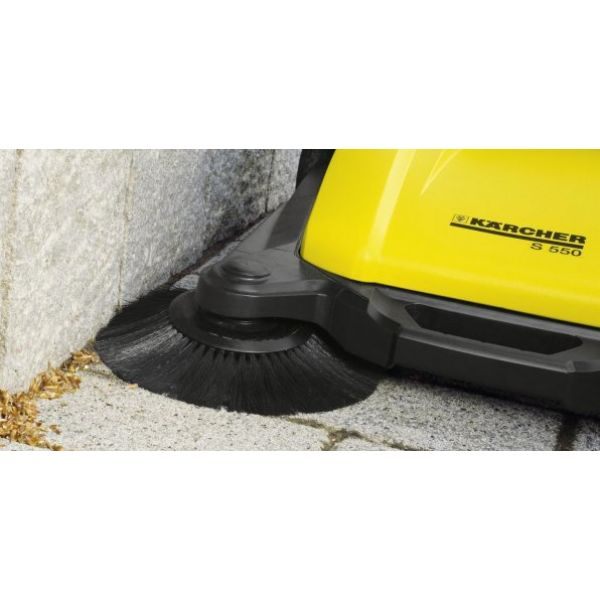 Balayeuse m canique karcher s 550 for Balayeuse automatique piscine